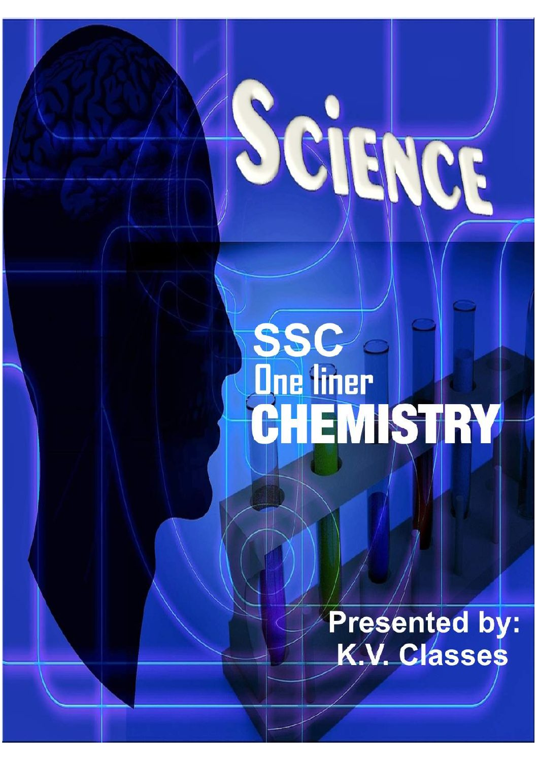 SSC PREVIOUS YEARS CHEMISTRY ONE LINER PDF
