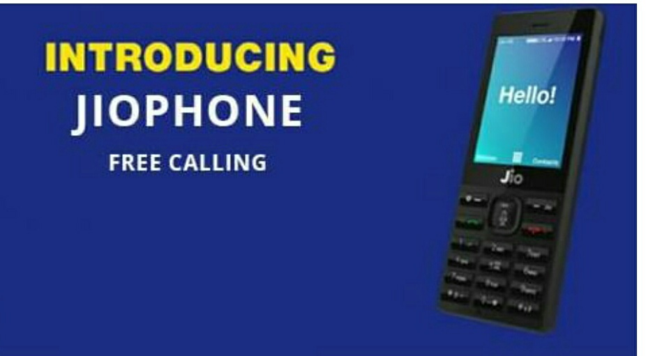 Reliance JioPhone is Launching Today at 5 PM, Book Your Phone Now