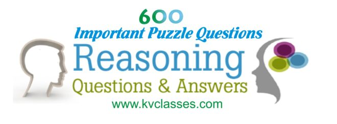 reasoning puzzle