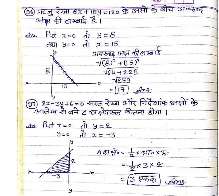SSC Math Handwritten Notes Days-06 in Hindi PDF Download