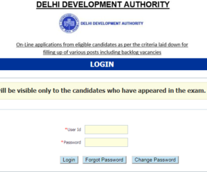 DDA RESULTS OUT CHECK HERE