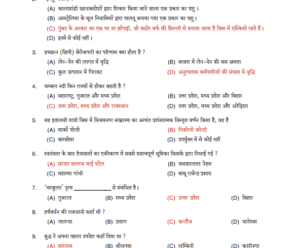 UP Police Previous Year Question Papers [PDF Download]