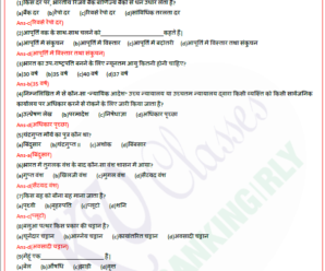 SSC CGL 2017 Tier-1 General Awareness in Hindi Compilation PDF Download