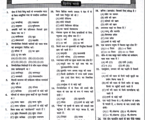 Railway Group-D: Previous Year Question Paper RRC Allahabad Exam (17.11.2013)