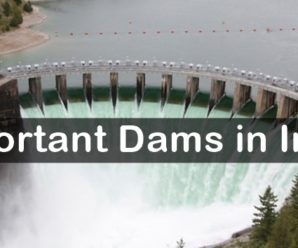 List of Important Dams in India: Static Awareness