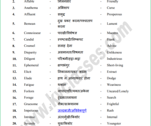 SSC CPO 2018 English Notes PDF Download