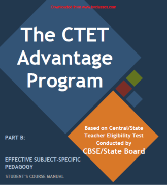 CTET ENGLISH PEDAGOGY NOTES PDF DOWNLOAD