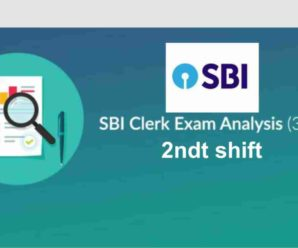 SBI Clerk Prelims Analysis & Review 30th June 2018 (2nd  Shift)