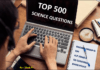 Top 500 Science Questions Answer in Hindi