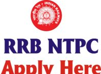 RRB NTPC 2019 CEN 01/2019 Apply