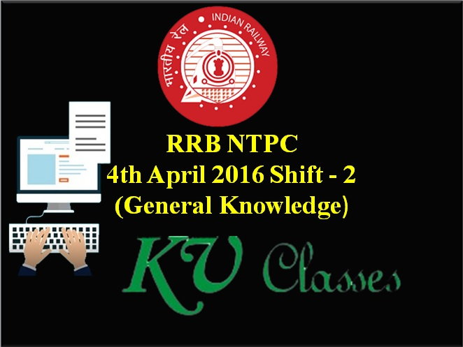 4th April 2016 Shift 2