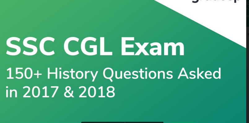 history questions asked in ssc cgl