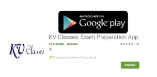 Get Free Tests with KV Classes App Easily
