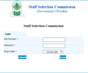 SSC MTS 2016 TIER-I FINAL ANSWER CHECK HERE