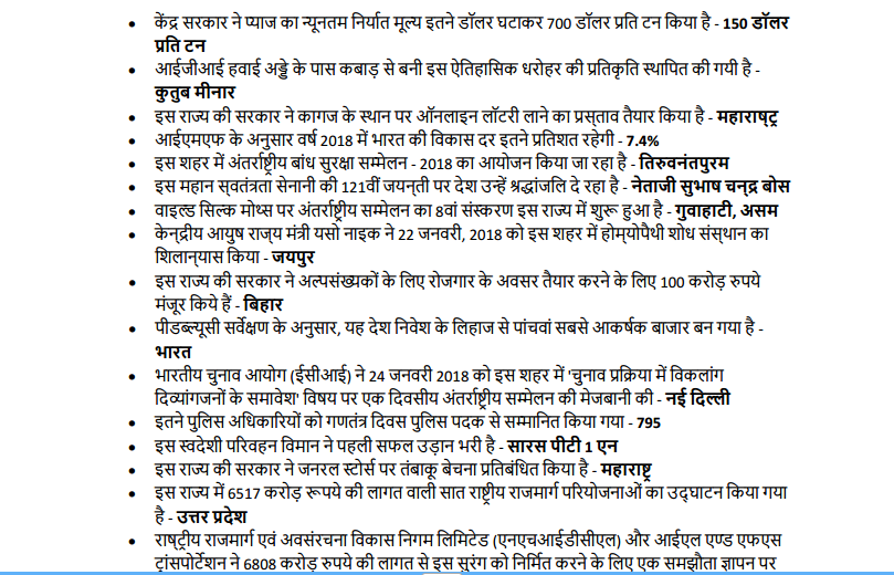 Jharkhand Current Affairs In Hindi Pdf