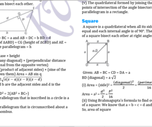 Download Complete Book Of Geometry SSC CGL|CPO|CHSL