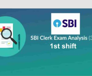 SBI Clerk Prelims Analysis & Review 30th June 2018 (1st Shift)