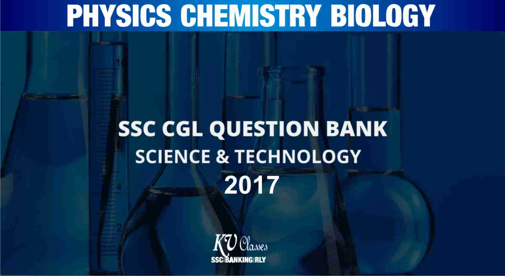 Previous Year General Science Questions of SSC CGL 2017