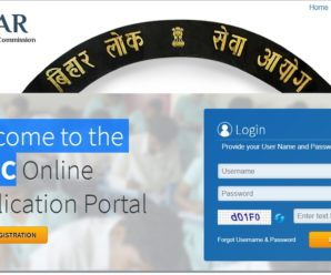 BPSC 63rd Pre Admit Cards 2018