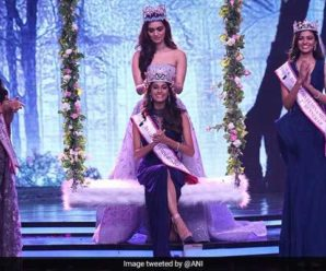 Miss India 2018: Anukreethy Vas From Tamil Nadu Crowned Femina