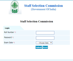SSC CGL TIER II 2017 FINAL ANSWER KEY RELEASED