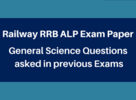 General Science Asked Question