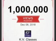 subscribe to KV Classes now